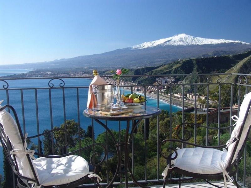 Taormina, Italien
